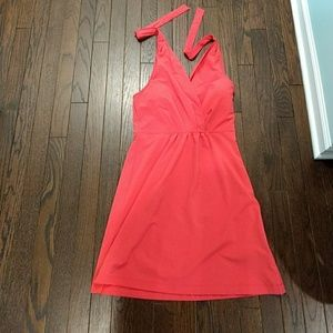 Athleta Halter Summer Dress